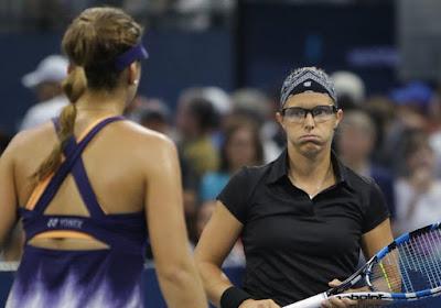 Jarige Kirsten Flipkens gaat kansloos onderuit in achtste finale in Australische Hobart