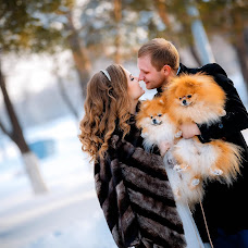 Wedding photographer Aleksey Simonov (simonov). Photo of 25.04.2017