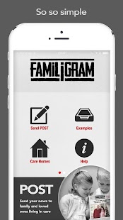 Familigram- screenshot thumbnail