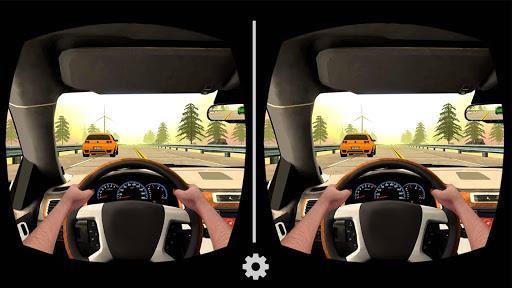 VR Traffic Racing In Car Driving : Virtual Games 1.0.15 3