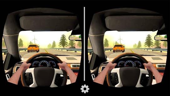 VR Traffic Racing In Car Driving : Virtual Games 3