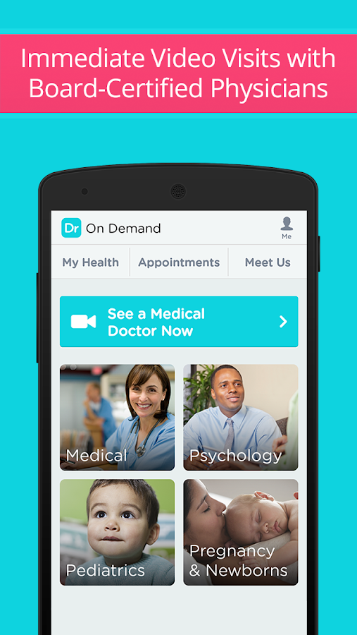Doctor On Demand: MD & Therapy- screenshot