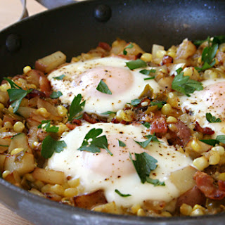 Sweet Corn Hash Recipes