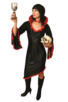 Vampyrklänning