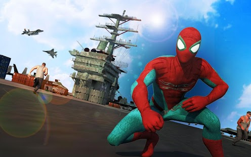 Spider Navy Stealth Mission- screenshot thumbnail