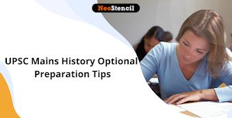 History Optional Preparation Tips for IAS Mains Exam