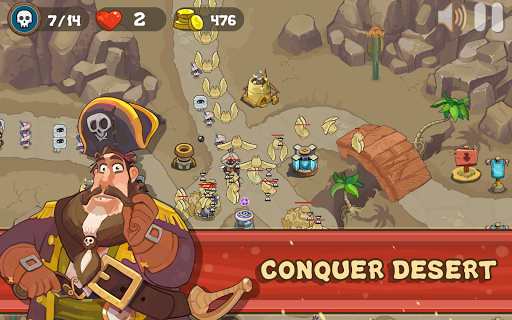 Tower Defense Realm King screenshots 11