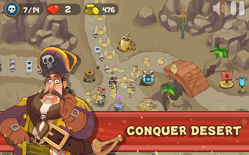 Tower Defense Realm King 10