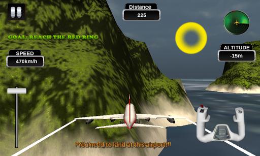 玩免費模擬APP|下載飞机飞行模拟3D app不用錢|硬是要APP