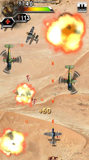 Aircraft Combat Revenge