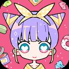 Cute Girl Avatar Maker - Cute Avatar Creator Game icon