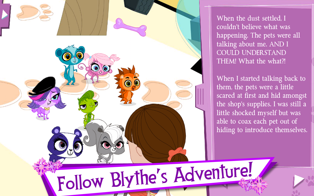 Littlest pet shop pet style android apps on google play littlest pet shop pet style screenshot voltagebd Choice Image