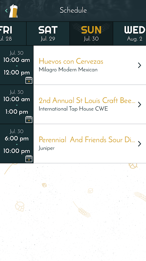 STL Craft Beer Week- screenshot