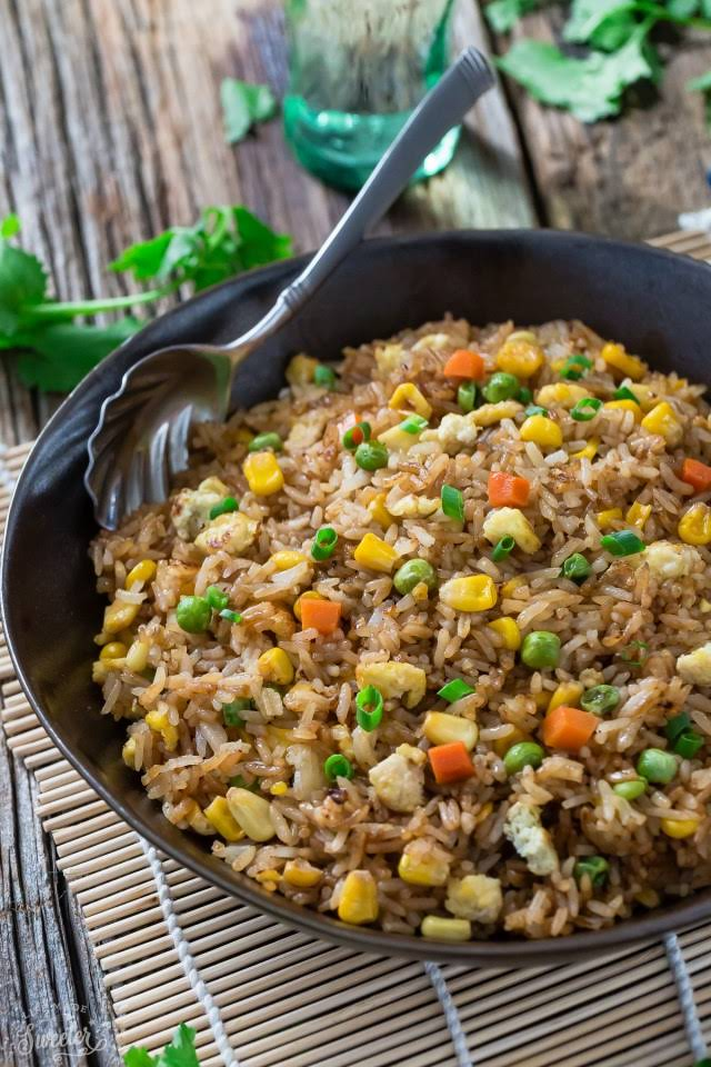 10 Best Chicken Chinese Style Fried Rice Recipes