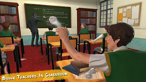 High School Bully Gangster 1.10 Cheat screenshots 2