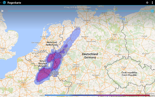 Wetter Live Screenshot