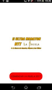 BTT LA IRUELA - náhled