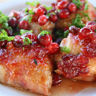 Cranberry Chicken Thighs Recipes