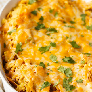 Beef Nacho Bake Recipe