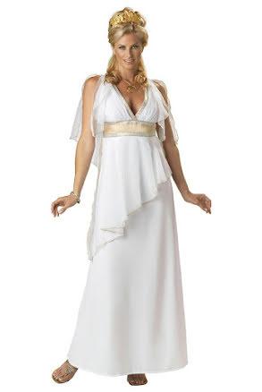 Grekisk gudinna, vit