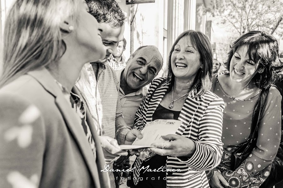 Fotógrafo de bodas Daniel Martinez (DanielMartinez). Foto del 07.12.2015