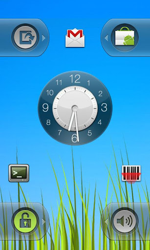 WidgetLocker Lockscreen screenshot 4