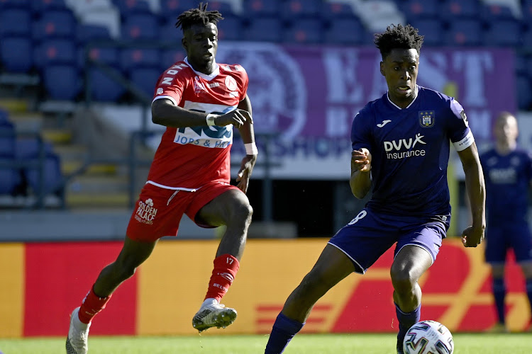 "Albert Sambi Lokonga un peu agacé : ""Je ne vais pas dribbler tout le monde et marquer"""