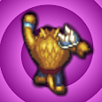 Monster Pop Party - 3 match game icon