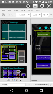 AndrOffice editor DOC XLS PPT 3.8.2 MOD + APK + DATA Download 3