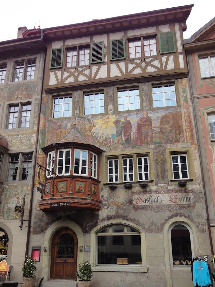 Maison à Stein am Rhein