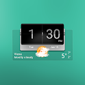 3D Flip Clock Theme Pack 03 icon