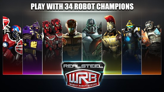 Real Steel World Robot Boxing - screenshot thumbnail