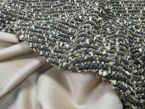 Photo: Ткань: Chanel ш.1,40 см. 3500р. Ткань: кашемиир Armani 1,50 см. 6000р.