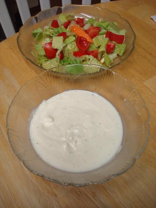 5-minute Creamy Caesar Style Dressing Recipe