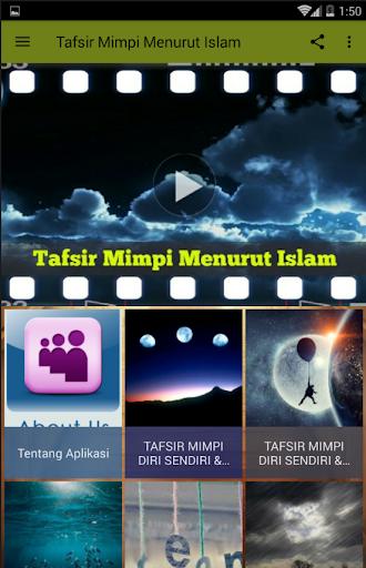 Tafsir Mimpi Menurut Islam screenshots 2
