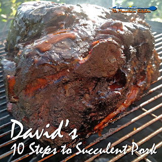 David's 10 Steps to Succulent Pork