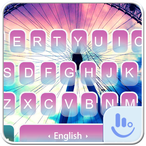 Nostalgia Love Keyboard Theme 個人化 App LOGO-硬是要APP