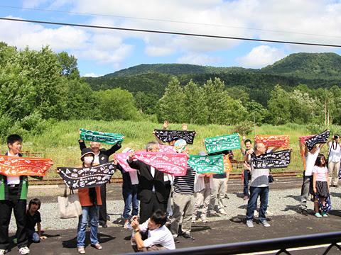 JR北海道 観光列車「風っこそうや」 音威子府にて_29