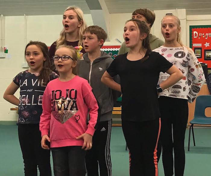 Rehearsals in full swing for latest musical production
