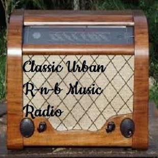 Classic Urban R-n-b Music Radio - náhled