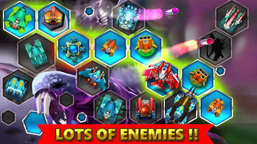 Tower Defense: Alien War TD 2 1.1.8 screenshots 28