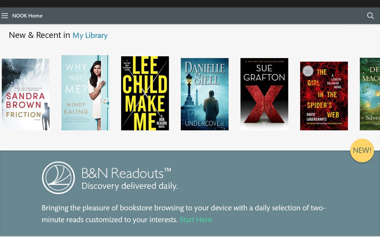 NOOK: Read eBooks & Magazines screenshot #9