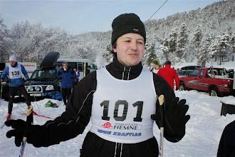 Photo: Klakkrennet, Aure skisenter, mars 2011. Foto: Line Ormset, Aure Idrettslag, www.aure-il.org