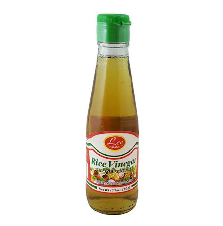 Rice Vinegar Seasoned 200ml Lee