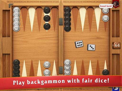 Backgammon Masters Free  screenshots 9