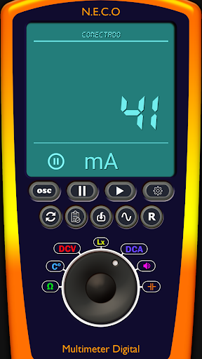 Arduino Digital Multimeter/Oscilloscope Free  screenshots 5