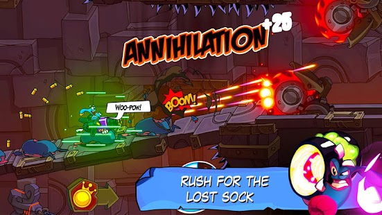 Lost Socks: Naughty Brothers Screenshot