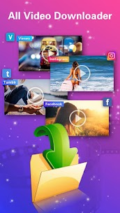 Video Downloader – Download Video for Free Apk Latest Version Download For Android 1