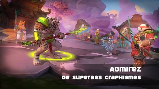 Dragon Champions  captures d'écran 2