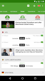 BeSoccer - Soccer Live Score Apk Download Free for PC, smart TV